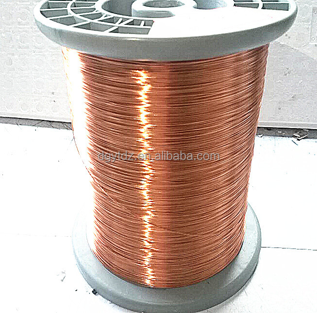 0.21MM Enameled Copper Magnet Wire scrap copper wire for power supply