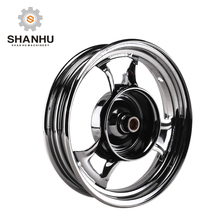 Best selling china wholesale cheap 15 inch sport rear wheel rim for gas scooter motorcycle