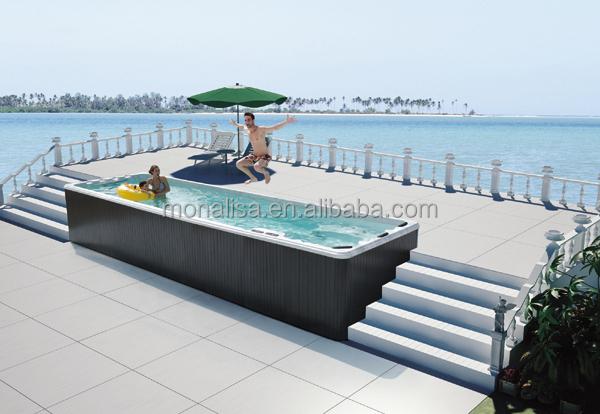 Endless Swimming Pool Swim Spa Garden Romantic Spa Buy