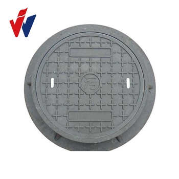 EN124 B125 FRP Plastic Electrical Manhole Cover from China supplier