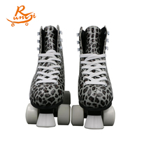 New hot sale fashion kids women quad roller skates