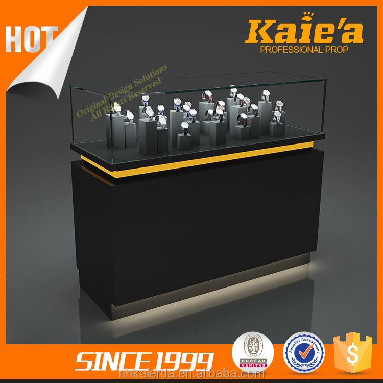 Fashion jewerly display for diamond,jewelry diamond display showcase