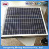 Foldable solar panel for camping solar power system