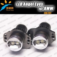 Led angel eyes for bmw e90 accessories