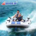 Hider 2017 new inflatable fishing sport boat with motor