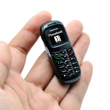 Latest smallest BM70 0.66 OLED Bluetooth GSM Mini Mobile Phone Hands free GSM mini cell phone