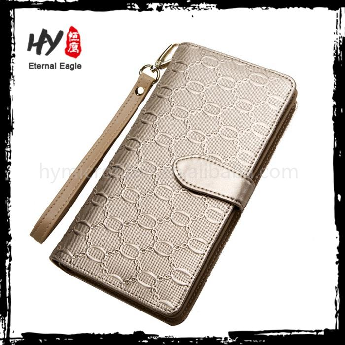 Hot selling cheap personalized travel <strong>wallet</strong>