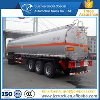 Hot Sale 55000L Truck Trailer For