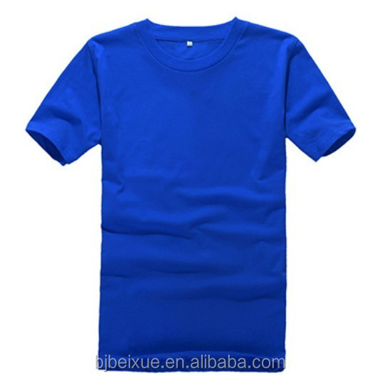 Blank t shirt wholesale in stcok china manufacturers 100 for T shirt suppliers wholesale