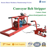 Steel Cord Stripper for Conveyor Belt Splicing, Conveyor Belt Stripping Machine
