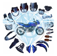 Motorcycle accessories for plusar
