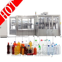 2015 Top sale!!!!mineral water/juice/wine/milk automatic plastic bottle filling line,bottle filling machine