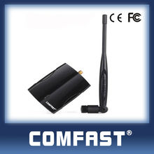 usb external lan card Comfast CF-WU860N 5dBi 802.11n 300Mpbs Ralink 3070L Usb Wireless Network Lan Card
