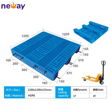 Factory overstock pallet standard size pallet wholesale