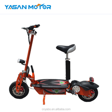 2018 Best selling EVO 48v lithium battery fat tire foldable electric scooter cheap price