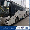Manual Diesel 44 seats Euro 4 emission luxury passenger coach bus