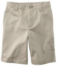 School Uniform Short Khaki
