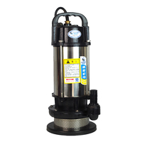 Good price 1hp 4 inch submersible water pump 220v