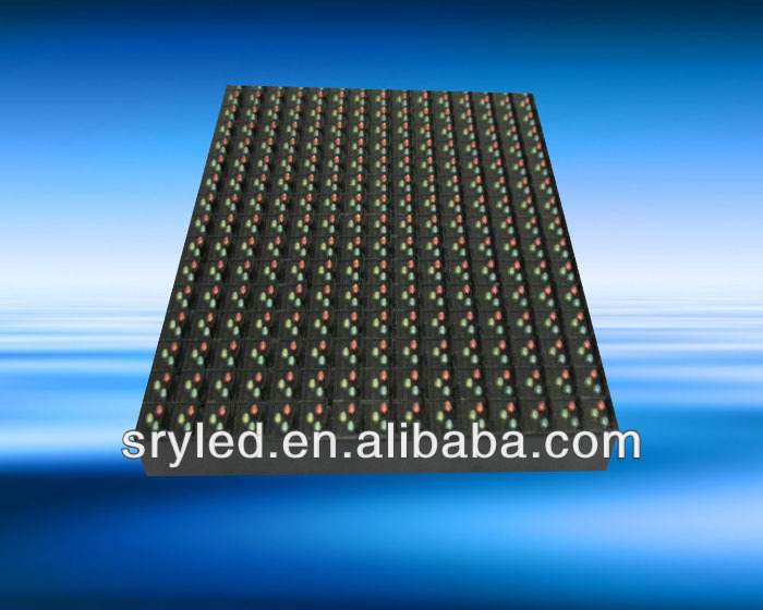 SRYLED hot products electronic projects led screen module P10