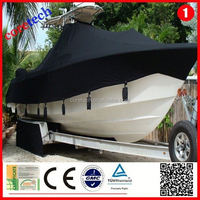 New High quality high color fastness plastic boat cover Factory