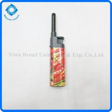 Cheap Plastic Lighter Cigar Lighter Kitchen Lighter
