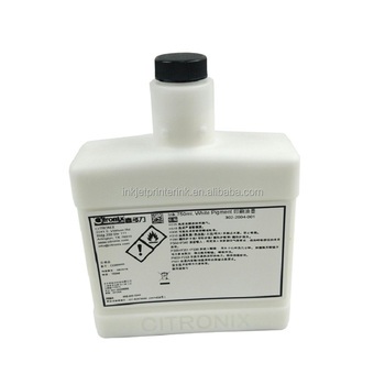 White  pigment  ink 302-2004-001 for Citronix