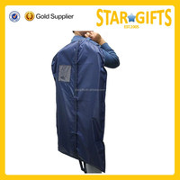 Men garment Suit Cover Bag with ID card Holder