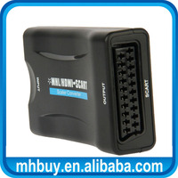 MHL HDMI To Scart Converter 1080p