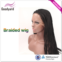 Natural hairline elastic cap Brazilian free catalogs human hair dreadlock wig