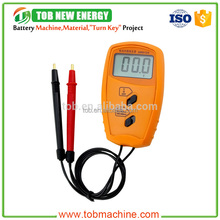 Small Battery Tester Li-ion Battery Resistance Voltage Testing