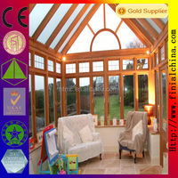 Spain High Quality Sunroom Glass Conservatory