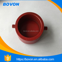 cheap bronze lantern ring precision casting semi-continuous casting machine parts metal casting and mass production