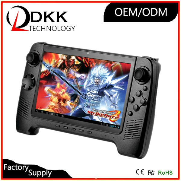 Quad core 1G 8G android game console touch screen game 7 inch smart android tablet pc support a lot games