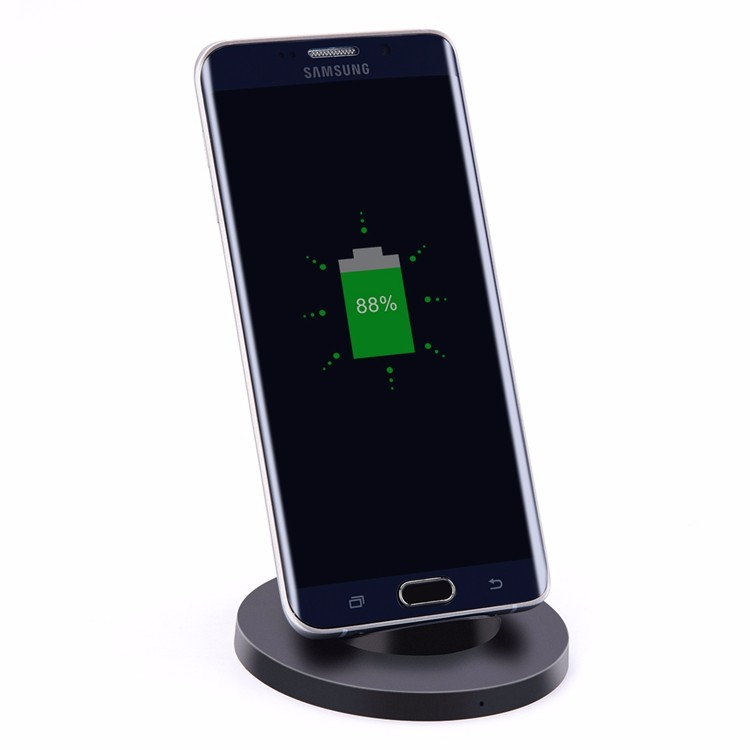 Hot Selling QI Standard Wireless Charger Coil Receiver Module Pad 1000MmA For SamsungS6/S6 edge/Note5/S7/S7 edge
