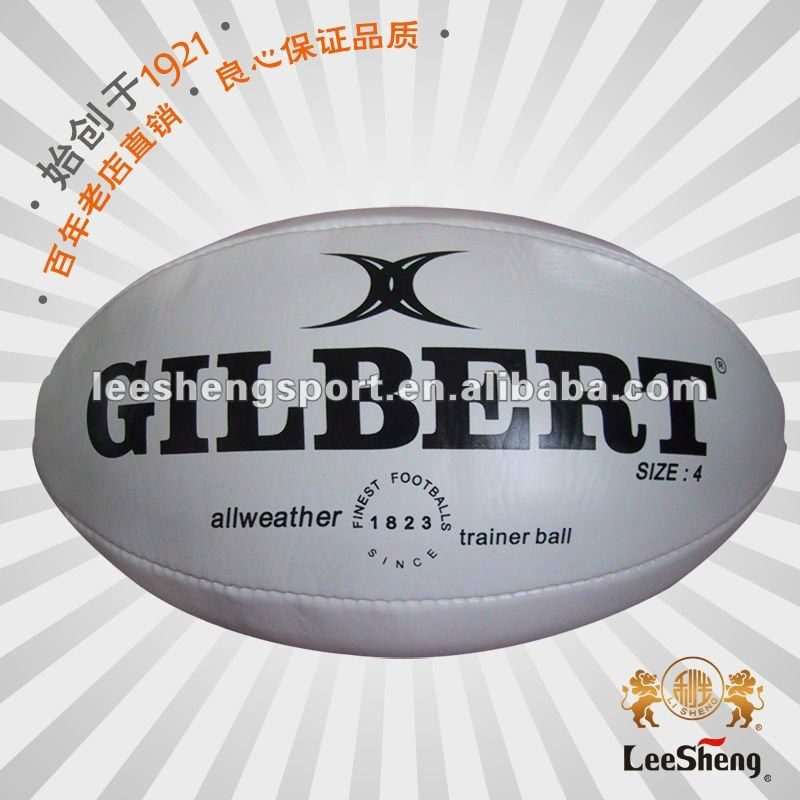 Handstitched standard match Rugby ball