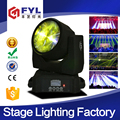 Cheap dmx 60w led rgbwa moving head light for stage show
