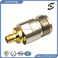 SMA female connector/compression coaxial cable SMA connector