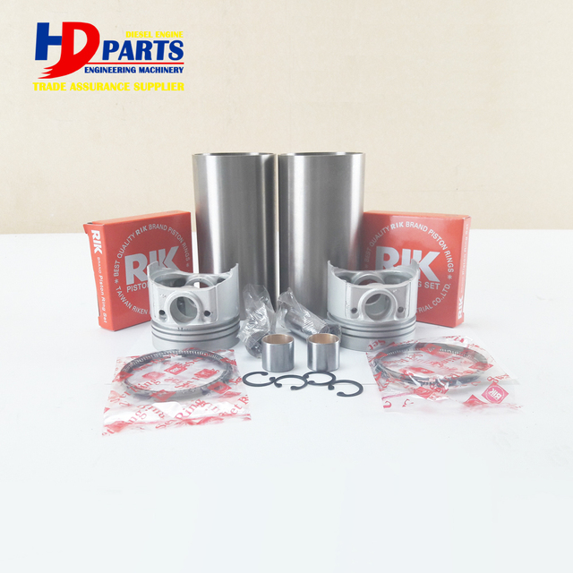 Engine NPR RIK Piston Rings For IZUMI Cylinder Liner Kit