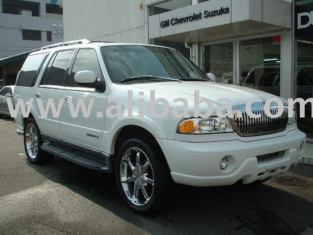 Lincoln Navigator SUV LHD Used Japanese Cars