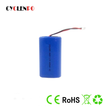 3.7V 4400mAh 18650 Rechargeable Lithium Ion Battery Pack for Bicycle Light, Head Light, Flash Light