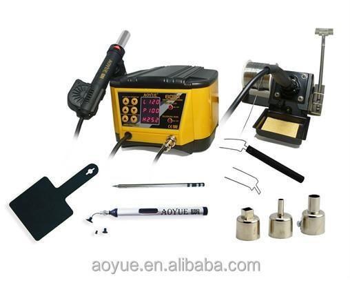 rework station aoyue 6031 sirocco hot air repairing system buy bga ir rework station soldering. Black Bedroom Furniture Sets. Home Design Ideas