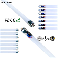 2017 Wholesale 5W 9W 12W 18W 85-265V High Lumen 360 Degree 4 Feet Glass T5 LED Tube