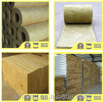 Lowest price fireproof insulation rockwool buy for Rockwool pipe insulation prices