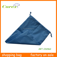 Simple High Quality recycle Polyester Folding Shopping Bag