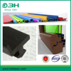Professional Extruded EPDM Opening Gasket Rubber Strip Rubber Seal Strip EP01L