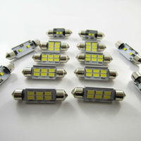 2013 NEW no flash most stable car led light high power 6w h4 led car bulb