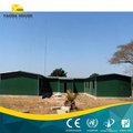 Green Prefab Houses Living Prefabricated Camp House