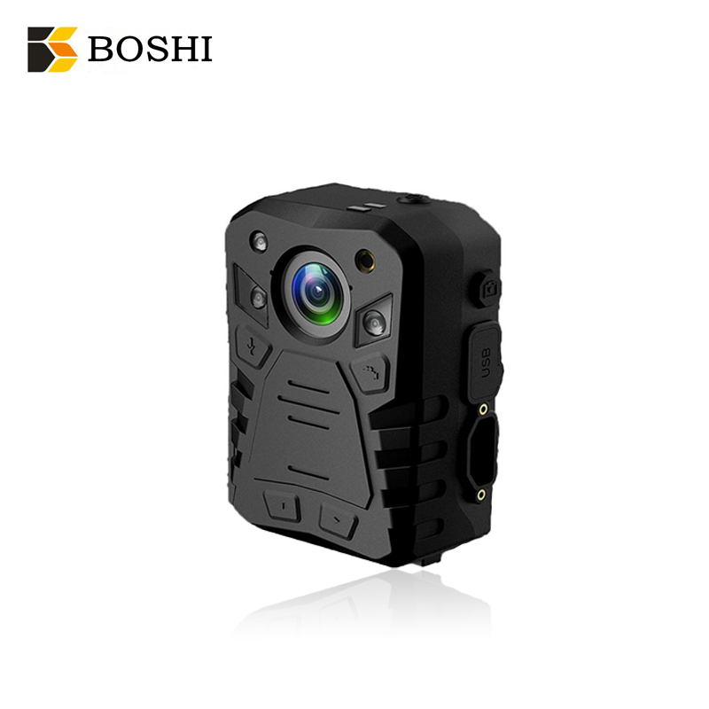 China Manufature DSJ-007 Portable 32G Full HD Police Body Worn Camera Recorder Night Vision Mini DVR