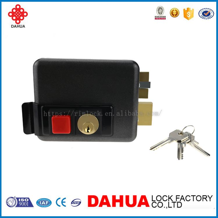 with high quality Brass main gate electronic lock