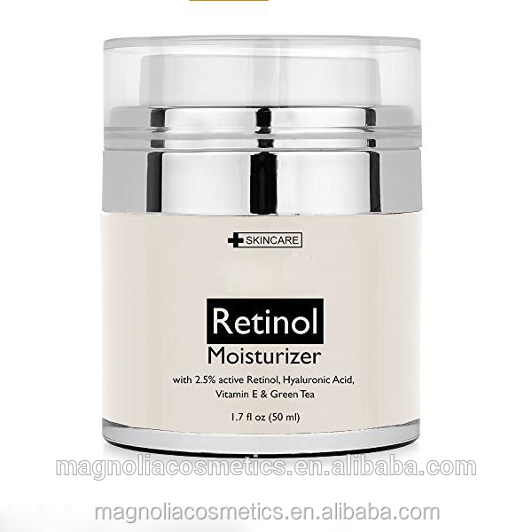 High quality Retinol Moisturizer Cream for Face and Eye